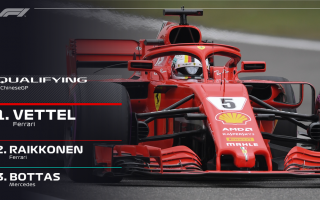 Sebastian Vettel pone fine allegemonia Mercedes nelle qualifiche del Gran Premio di Cina, facendo ri
