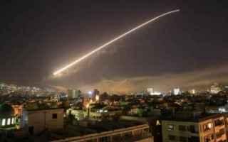 dal Mondo: siria  trump  guerra