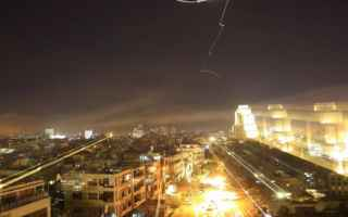 siria  guerra  esteri  usa  francia  uk