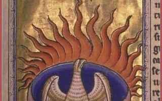 Cultura: favoloso uccello  fenice  mitologia