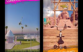 iPhone - iPad: sport bici arcade iphone