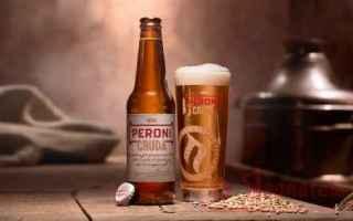 Gastronomia: Peroni cruda vince il premio come miglior birra Lager 2018