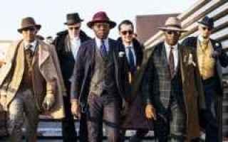 Moda: pitti uomo  gangster  pescatore