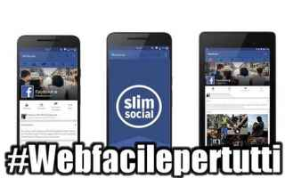 Facebook: slim facebook app