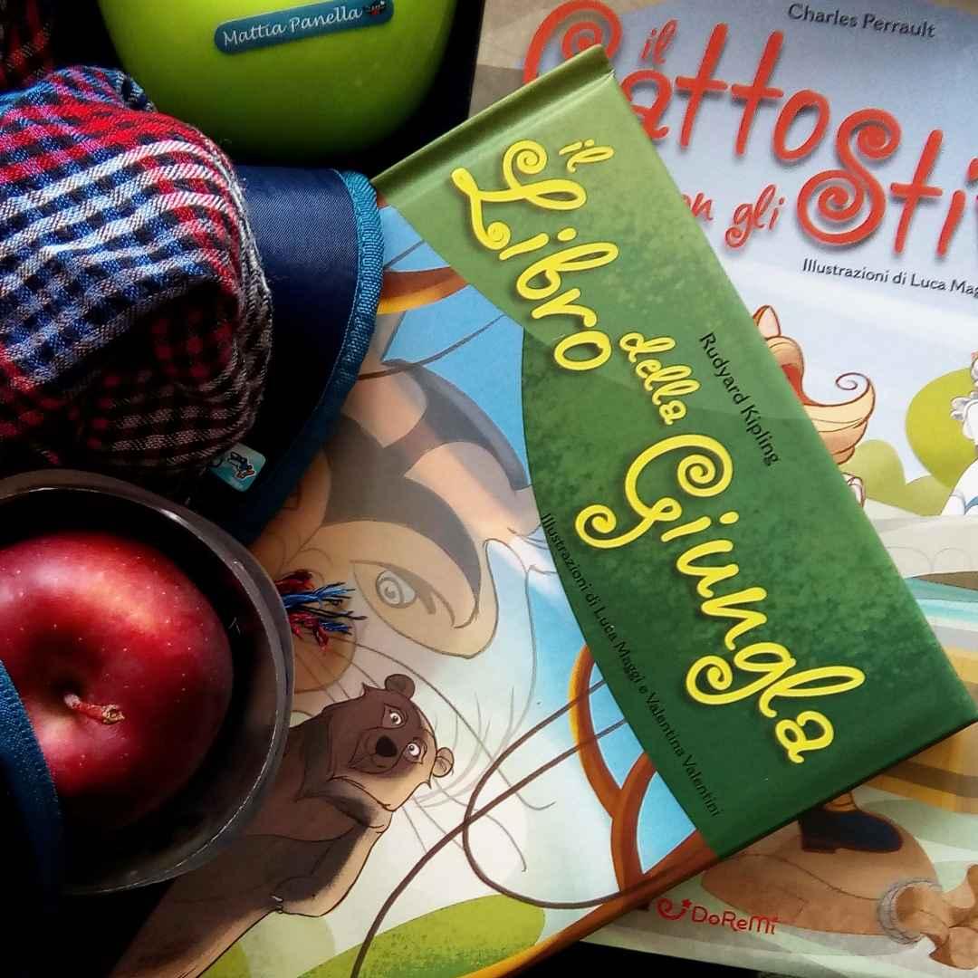 lettura  libri  bambini