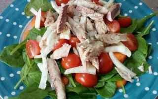 Ricette: insalata