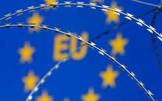 italia  europa  armi  frontiere