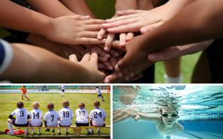Sport: bambini  sport  attività sportiva
