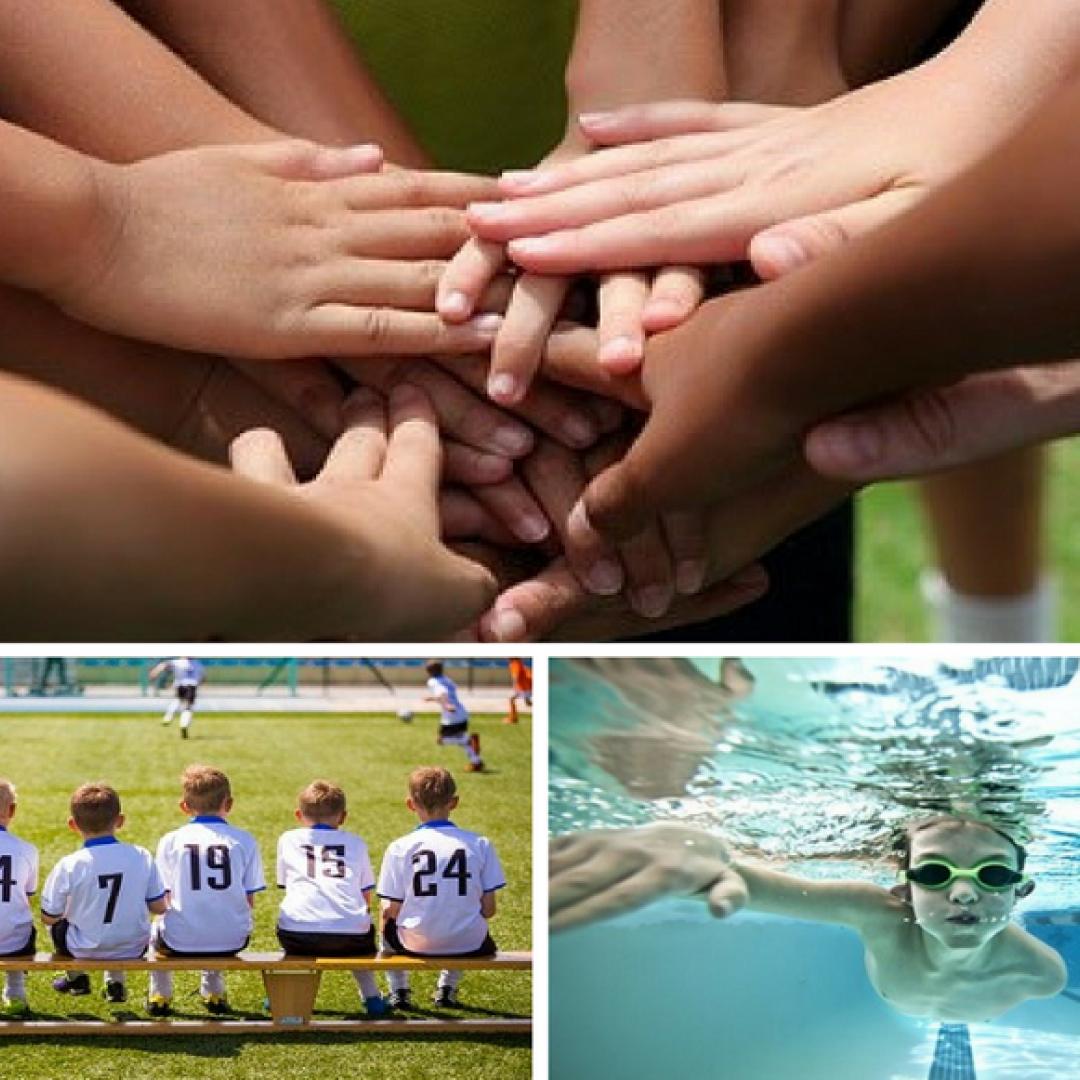 bambini  sport  attività sportiva