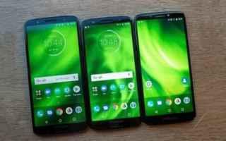 Cellulari: smartphone  motorola  lenovo  g6