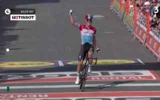 Ciclismo: CICLISMO: JUNGELS VINCE LA LIEGI