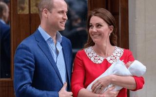dal Mondo: Ecco il terzo figlio di Kate e William, è un maschietto