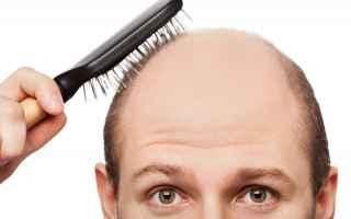capelli  caduta dei capelli