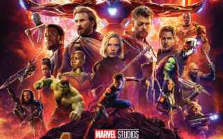 Cinema: avengers  infinity war marvel cinema