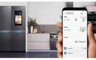 Design: cucina smart  domotica