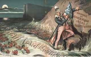 Storia: emigrazione italiana in america razzismo