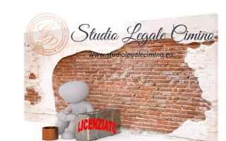 Leggi e Diritti: licenziamento  avvocato  avvocato cimino