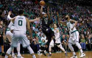 Nella notte del 26 aprile al Bradley Center di Milwaukee si giocherà Bucks-Celtics, gara 6 del prim