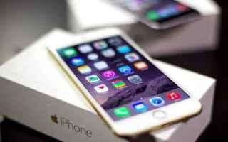iPhone - iPad: truffa