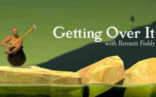 Mobile games: getting over it android iphone giochi