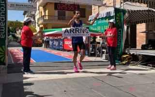 Atletica: castel bolognese  50km  podismo