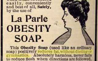Storia: sapone bellezza  dimagrire