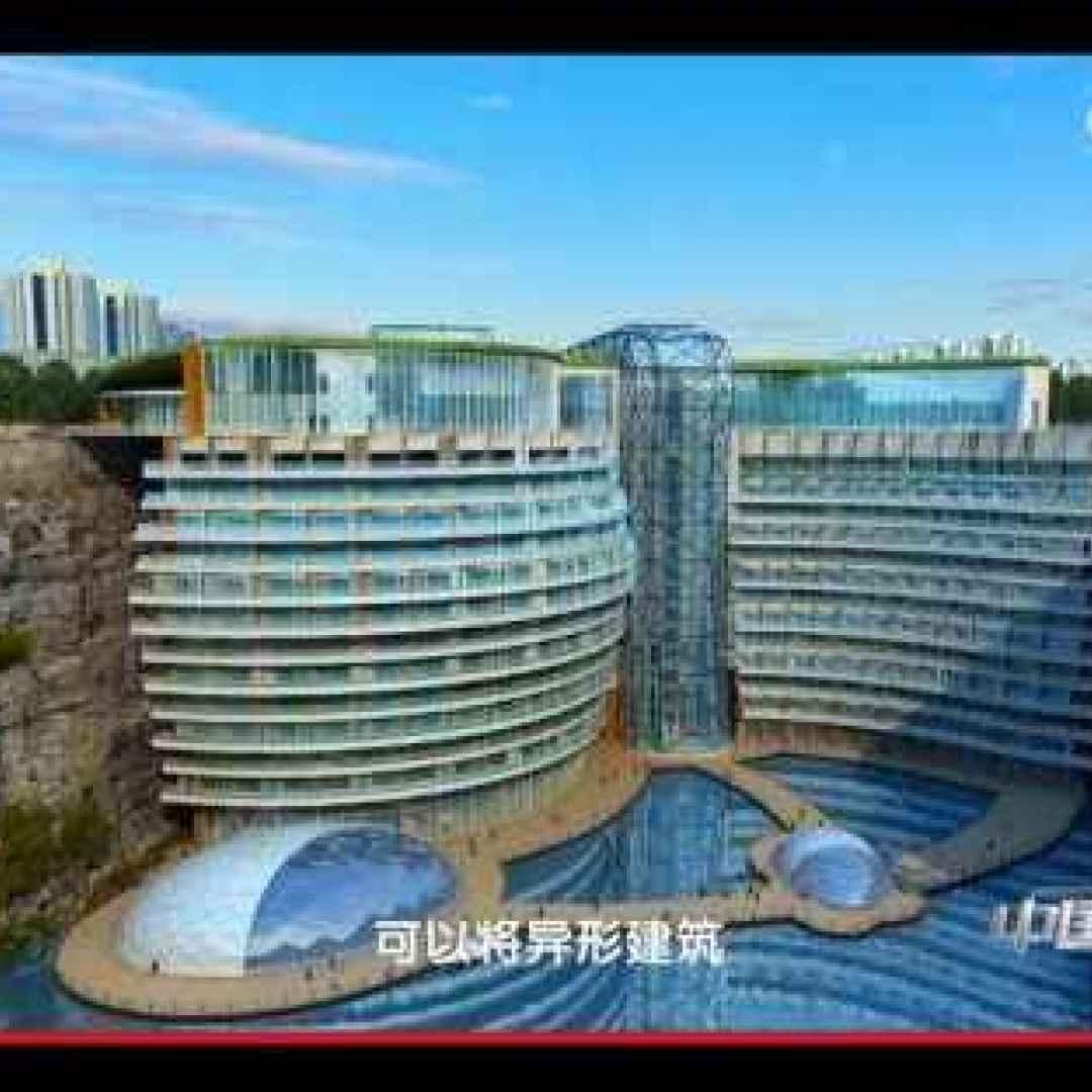 cina  architettura  alberghi  turismo