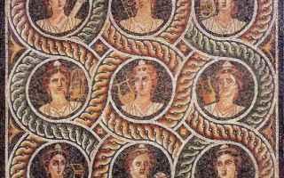 Cultura: gea  memoria  mnemosine  muse
