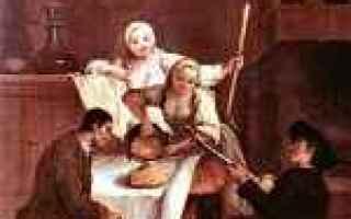Arte: pietro longhi  pittura veneziana