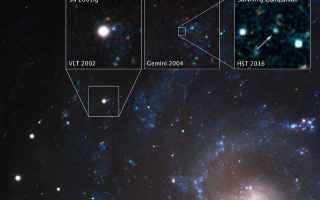 supernove  stelle  hubble