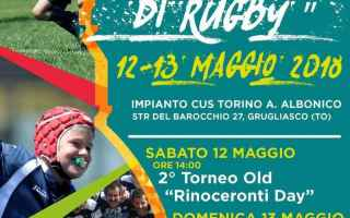 Rugby: grugliasco  rugby