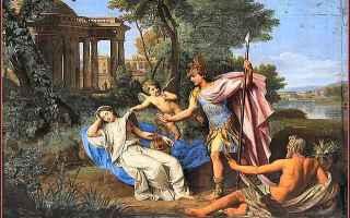 Storia: prosa rimata  rea silvia  roma  tevere