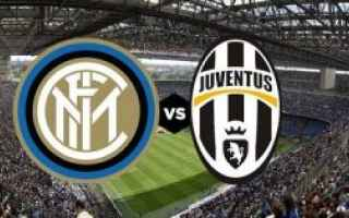 Serie A: inter  juventus  serie a