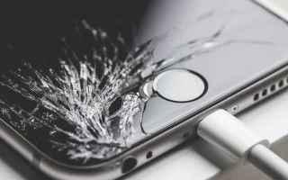 recupero foto iphone rotto
