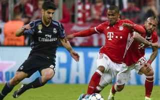 Champions League: real madrid  bayern monaco