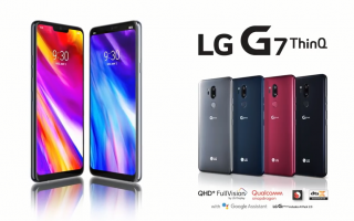 Cellulari: lg g7 thinq  smartphone  android  tech