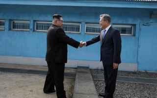 dal Mondo: corea del nord  corea del sud  trump