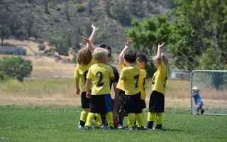 Sport: sport  bambini  attività fisica