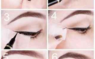 trucco  bellezza  makeup
