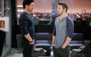 Per una volta tanto, sara` Liam a ricattare Bill e non viceversa! Nelle prossime puntate italiane di