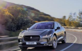 Automobili: jaguar  i-pace  ibrida