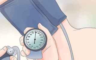 pressione arteriosa  abbassare pressione