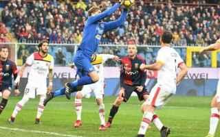 Serie A: benevento  genoa