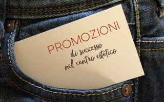Web Marketing: marketing  centro estetico  promozioni