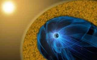 riconnessione magnetica elettronica
