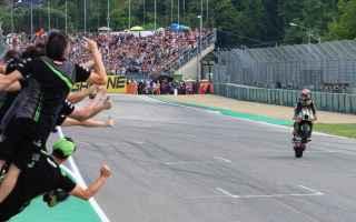 Cera grande attesa alla vigilia del Gran Premio dItalia, dove negli ultimi anni la Ducati e Davies e