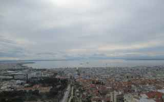 viaggi  grecia  salonicco