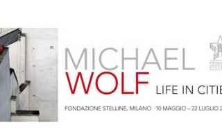 Mostre e Concorsi: mostra  milano fotografia michael wolf