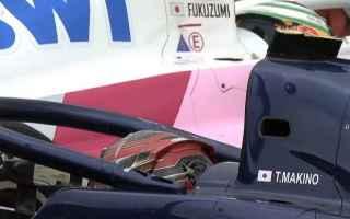 halo  corse  motori  formula 2