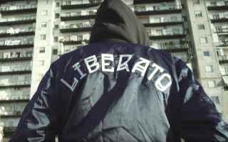 Musica: rap  musica  liberato  nisida  napoli